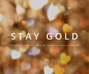 gold image