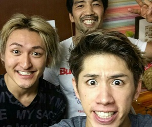 one ok rock, taka, and ryota image
