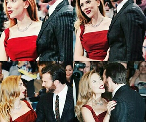 chris evans and evansson image