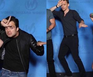 actor, sebastian stan, and Marvel image