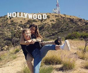 friends and hollywood image