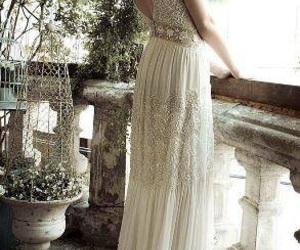 romantic, vintage, and lace image