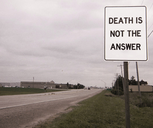 death, quotes, and grunge image