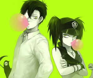 braz, blood lad, and officer beros image