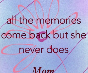 miss you and rip mom image