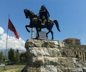 beautiful, tirana, and proud albanian image