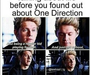 one direction, niall horan, and funny image