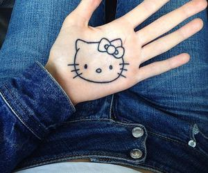 grunge and hello kitty image