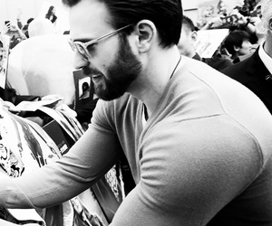 chris evans, actor, and pretty image
