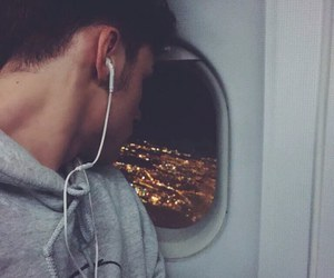 boy, fly, and music image