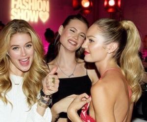 Victoria's Secret, Behati Prinsloo, and Doutzen Kroes image