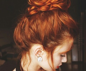 ginger and redhead image