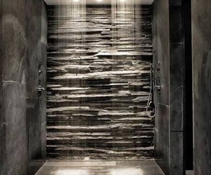 shower, bathroom, and design image