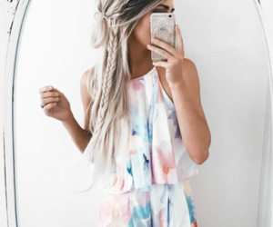 hair, style, and outfits image