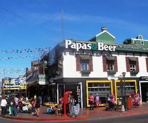 papas and beer image