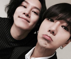 ้heechul, yesung, and super junior image