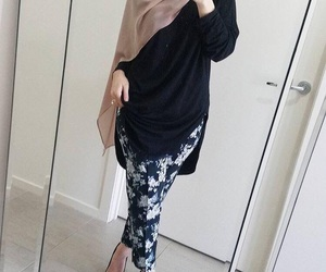 hijabi style, حجاب ستايل, and حجاب image