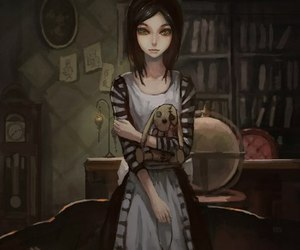 alice, alice madness returns, and madness image