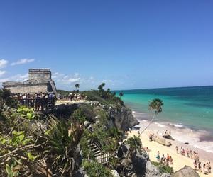 paisaje, méxico, and playa image