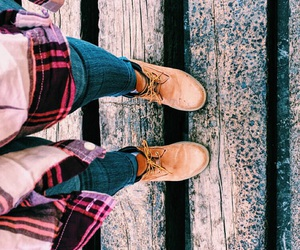 adventure, boots, and fun image