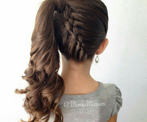 beauty, hair, and kids image