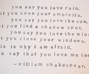 shakespear, quotes, and love image