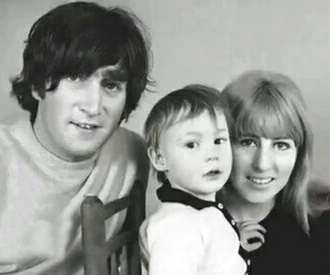 julian lennon and cynthia lennon image