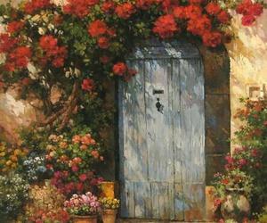 arte, pinturas, and casa image