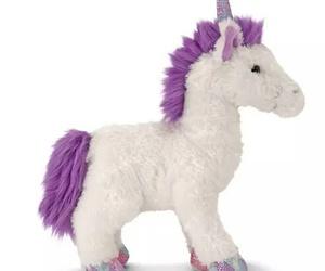 pretty, toy, and unicorn image