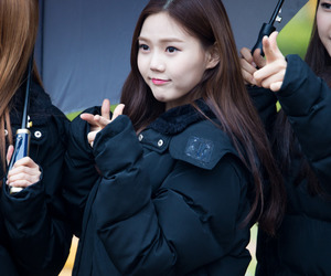 korean girls, oh my girl, and kpop image