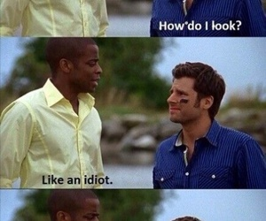 psych, funny, and tv show image