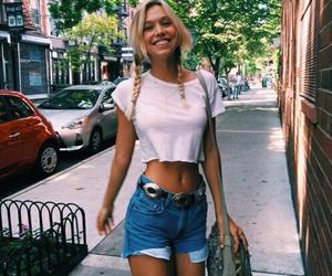 girl, alexis ren, and summer image