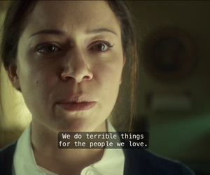 orphan black, quote, and love image