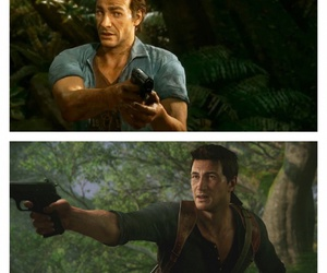 nathan, Sam, and uncharted 4 image