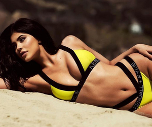swimsuit and kylie jenner image