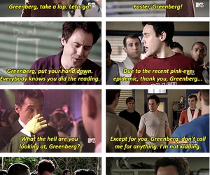 teen wolf, greenberg, and coach image
