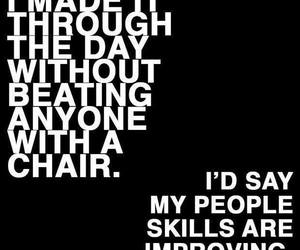 funny, quotes, and skills image