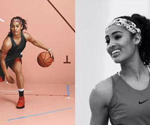 Basketball, wnba, and NBA image
