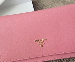 pink, Prada, and luxury image