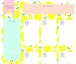 download, free, and planner image
