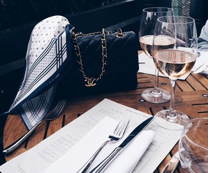 fashion, drink, and bag image