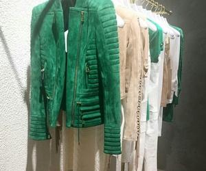 jacket, Balmain, and style image