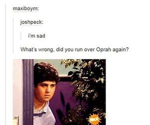 tumblr, drake and josh, and funny image