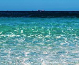 blue, fun, and sea image