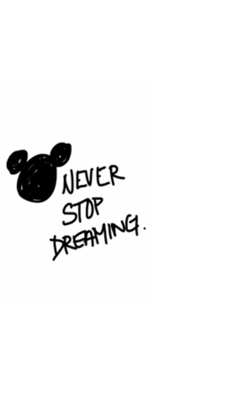 Mickey Mouse Discovered Mykaelaa On We Heart Jpg 742x1280 Disney Quotes Tumblr