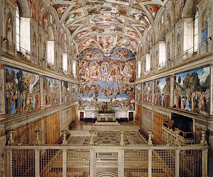 rome, sistine chapel, and travelling image