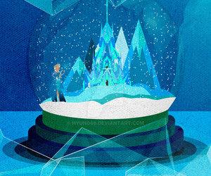 disney and frozen image