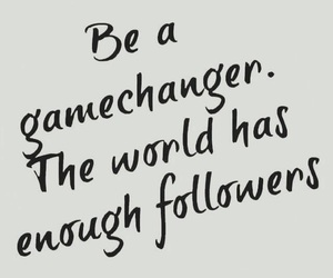 quotes and gamechanger image