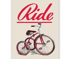 ride, type, and tricycle image
