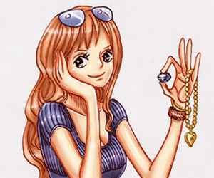 one piece and nami image